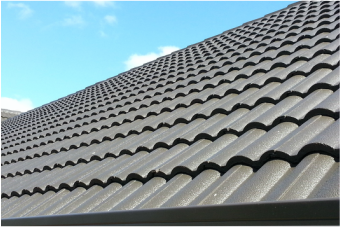 Coated Tile Roof
