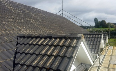 Tile Roof Restoration | Kowhai Roof Coatings, Roof Painting and Repair