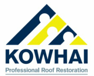 Kowhai Roof Painting and Restoration Service